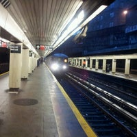 Photo taken at MTA Subway - Church Ave (B/Q) by Tamiz U. R. on 1/14/2013