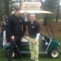 Photo taken at Pine View Golf Course by Howies M. on 5/3/2014
