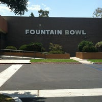 Photo taken at Fountain Bowl by Milt Z. on 7/6/2013