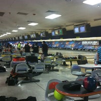 Photo taken at Brunswick Zone Glendale Lanes by Milt Z. on 8/9/2013