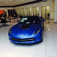 Photo taken at Hendrick Chevrolet by Alan G. on 10/11/2013