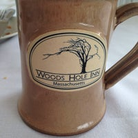 Photo taken at Woods Hole Inn by Jason M. on 11/10/2013