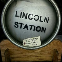 Photo taken at Lincoln Station by Nick S. on 6/20/2014