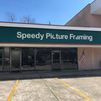 Photo taken at Speedy Picture Framing by Vincent M. on 3/12/2018