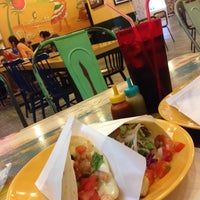 Photo taken at Dos Tacos by Sam H. on 7/19/2014