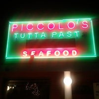 Photo taken at Piccolo's Italian Resturant by Piccolo's Italian Resturant on 3/3/2015