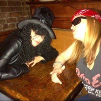 Photo taken at The Abbey Pub by Alexay C. on 11/1/2012