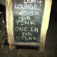 Photo taken at Ding Dong Lounge by Alexay C. on 6/5/2013