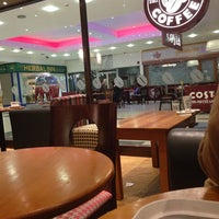 Photo taken at Costa Coffee by Fahad B. on 1/26/2014