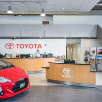 Photo taken at Toyota of Seattle by Christene T. on 5/30/2015