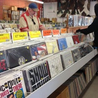 Photo taken at Record Surplus by Jeremy M. on 4/20/2013