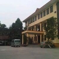 Photo taken at Tập Đoàn Than Khoáng Sản Việt Nam by Hoàn K. on 1/1/2013