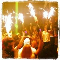 Photo taken at SET Nightclub by Philipp R. on 11/3/2012