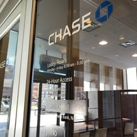 Photo taken at Chase Bank by Benjamin E. on 3/21/2017