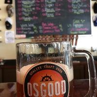 Photo taken at Osgood Brewing by Benjamin E. on 4/7/2017