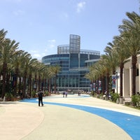 Photo taken at Anaheim Convention Center by Benjamin E. on 5/22/2013