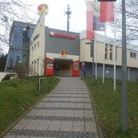 Photo taken at Raststätte Siegerland West by Kadir B. on 2/3/2014