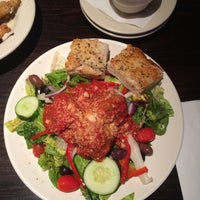 Photo taken at Joey Garlic's by Holly B. on 7/8/2014