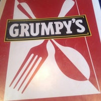 Photo taken at Grumpy's Restaurant by Kirsta N. on 3/21/2013