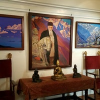 Photo taken at Nicholas Roerich Museum by Richard V. on 10/11/2016