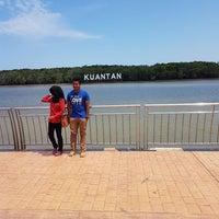Photo taken at Benteng Kuantan by Nisaa on 3/11/2017