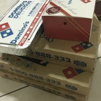 Photo taken at Domino's Pizza by Nisaa on 8/4/2017