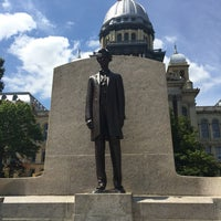 Photo taken at Lincoln Statue by Carlos Antonio M. on 8/13/2017