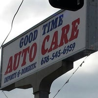 Photo taken at Good Time Auto Care by Terrence R. on 10/22/2013