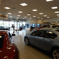 Photo taken at South Pointe Chevrolet by South Pointe Chevrolet on 3/17/2015