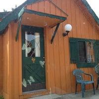 Photo taken at Cabins Of Mackinaw by Nikki K. on 6/28/2013