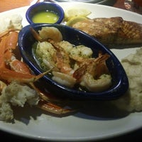 Photo taken at Red Lobster by Samone A. on 2/21/2016