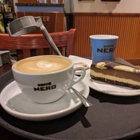 Photo taken at Caffè Nero by William S. on 3/15/2017