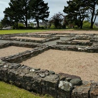 Photo taken at Segontium Roman Fort by William S. on 5/20/2016