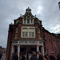 Hyde Park Picture House Hyde Park 73 Brudenell Rd