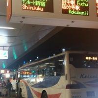 5/27/2013にs n.が第2ターミナルバスのりばで撮った写真