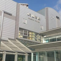 Photo taken at Yamagata Station by s n. on 11/11/2012