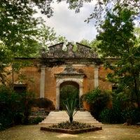 Photo taken at Hacienda Uayamon, a Luxury Collection Hotel, Uayamon by Tania M. on 1/7/2018