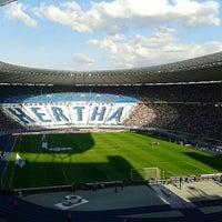 8/24/2013 tarihinde Steph C.ziyaretçi tarafından Olympiastadion'de çekilen fotoğraf