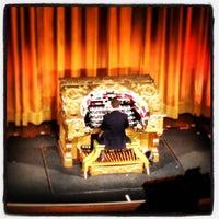Photo taken at El Capitan Theatre by Heather B. on 1/20/2013