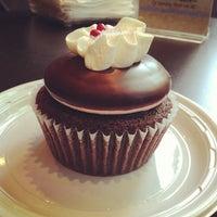 Photo taken at Swirlz Cupcakes by Victoria J. on 9/27/2012