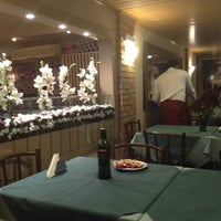 Photo taken at La Torre Pizzaria by Marcus M. on 12/9/2012
