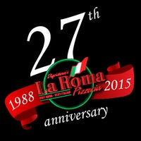 Photo taken at LaRoma Pizzeria & Resturant by LaRoma Pizzeria & Resturant on 3/4/2015