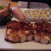 Photo taken at Ikebana Sushi Bar - Carolina by Giancarlo R. on 3/10/2013