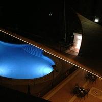 Photo taken at NH Jolly Hotel Palermo by Lara G. on 8/29/2013