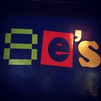 Photo taken at 8e's Bar by Julian G. on 9/15/2013