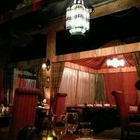 Photo taken at Sultan's Tent & Café Moroc by Aziz A. on 9/16/2016