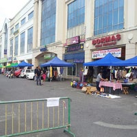 Photo taken at DBKU Flea Market by Ahmad Kamal E. on 3/1/2014
