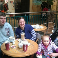 Photo taken at Costa Coffee by Gareth H. on 3/15/2013
