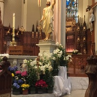 Photo taken at Cathedral of the Immaculate Conception by Lee T. on 4/30/2017