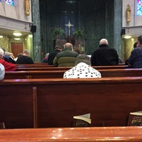 Photo taken at Cathedral of the Immaculate Conception by Lee T. on 2/9/2017